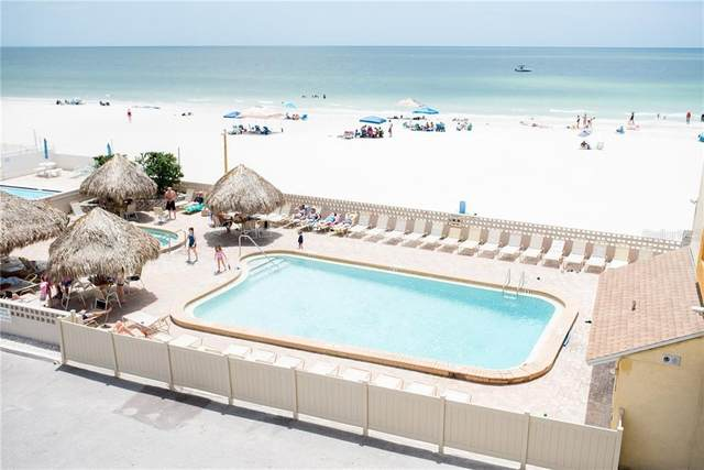 17450 Gulf Boulevard #203, Redington Shores, FL 33708 (MLS #U8078841) :: Lockhart & Walseth Team, Realtors