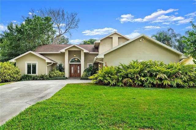 1460 Pinellas Point Drive S, St Petersburg, FL 33705 (MLS #U8078962) :: Godwin Realty Group