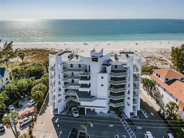 10116 Gulf Boulevard 204W, Treasure Island, FL 33706 (MLS #U8079059) :: Premium Properties Real Estate Services