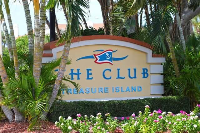 500 Treasure Island Causeway #103, Treasure Island, FL 33706 (MLS #U8079185) :: Premium Properties Real Estate Services