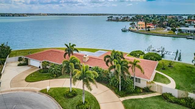 232 Howard Drive, Belleair Beach, FL 33786 (MLS #U8079215) :: Team Borham at Keller Williams Realty