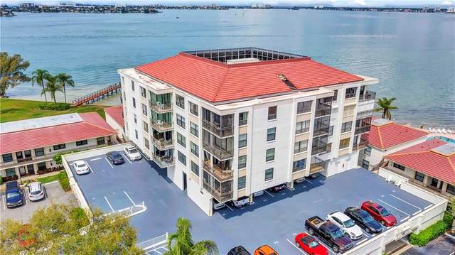 6177 Sun Boulevard #604, St Petersburg, FL 33715 (MLS #U8079444) :: Gate Arty & the Group - Keller Williams Realty Smart