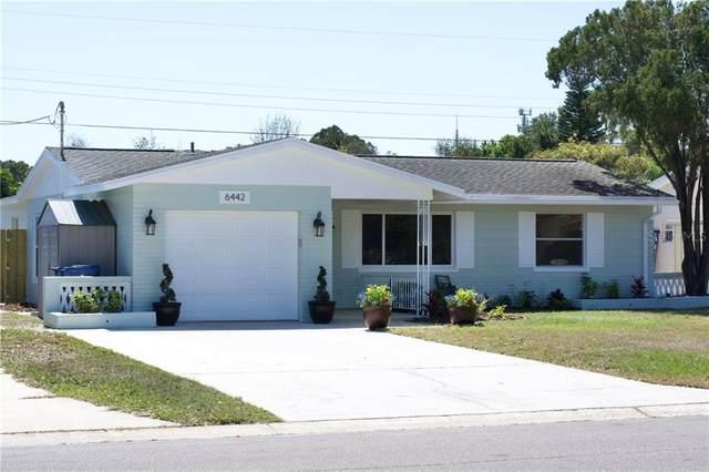 6442 43RD Avenue N, Kenneth City, FL 33709 (MLS #U8079596) :: The Duncan Duo Team