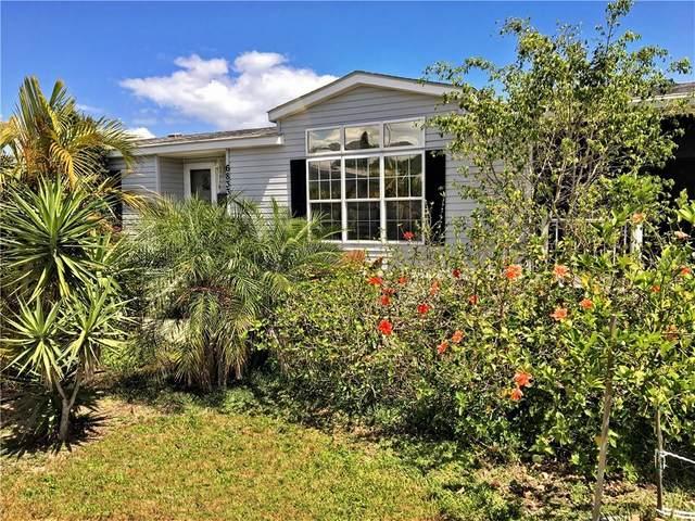 6833 Americana Drive NE #97, St Petersburg, FL 33702 (MLS #U8079695) :: Medway Realty