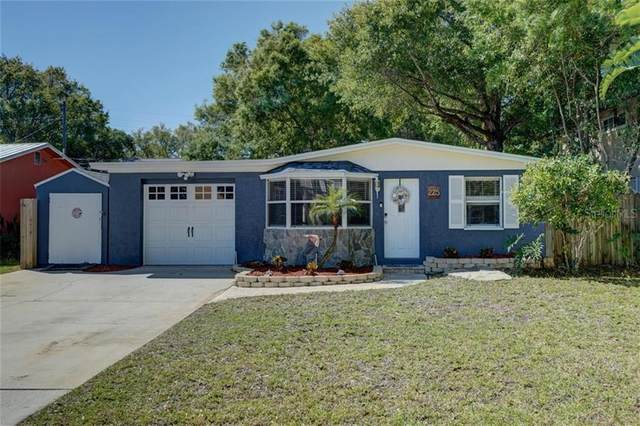 225 Ontario Avenue, Crystal Beach, FL 34681 (MLS #U8079735) :: Lockhart & Walseth Team, Realtors