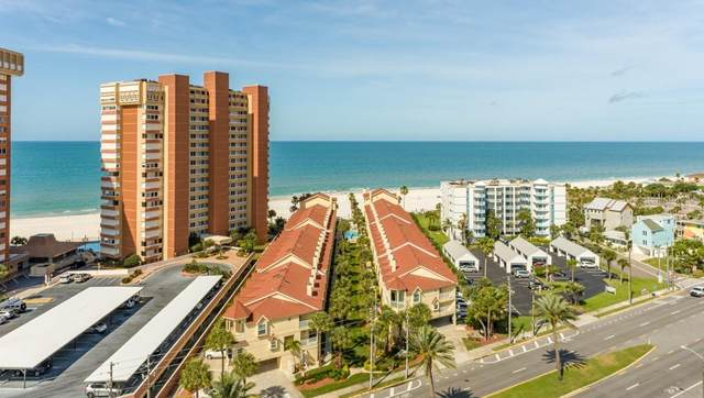 17960 Gulf Boulevard #110, Redington Shores, FL 33708 (MLS #U8079803) :: Lockhart & Walseth Team, Realtors