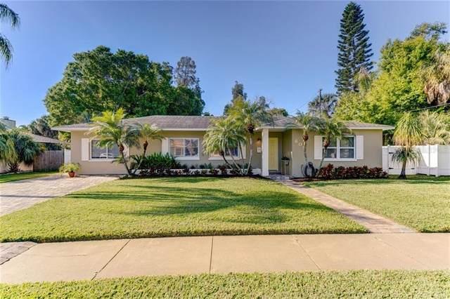 605 Gardenia Street, Belleair, FL 33756 (MLS #U8079829) :: Medway Realty