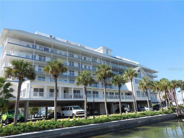 445 Hamden Drive #305, Clearwater, FL 33767 (MLS #U8079895) :: Keller Williams on the Water/Sarasota