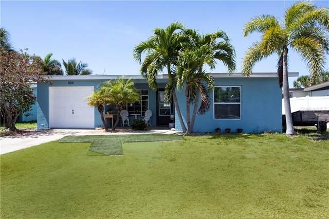 404 Normandy Road, Madeira Beach, FL 33708 (MLS #U8079941) :: Team Borham at Keller Williams Realty