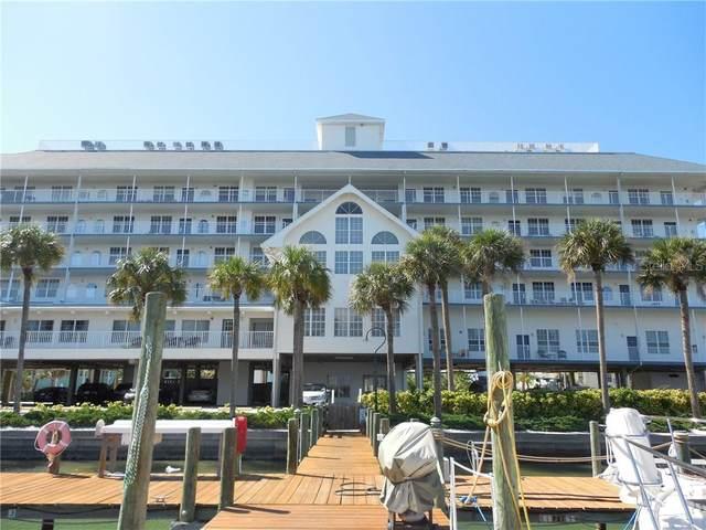 445 Hamden Drive #206, Clearwater, FL 33767 (MLS #U8079969) :: Keller Williams on the Water/Sarasota