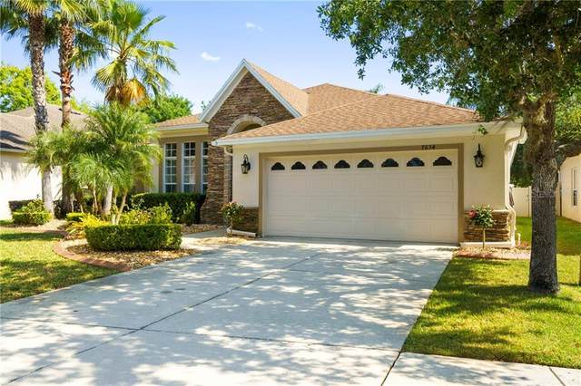 7654 Whispering Wind Drive, Land O Lakes, FL 34637 (MLS #U8079992) :: Cartwright Realty