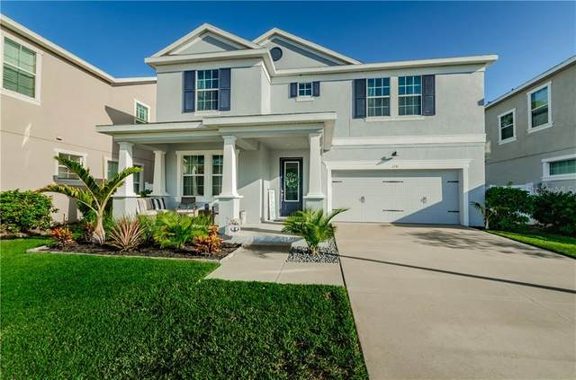126 Philippe Grand Court, Safety Harbor, FL 34695 (MLS #U8080093) :: Team Borham at Keller Williams Realty