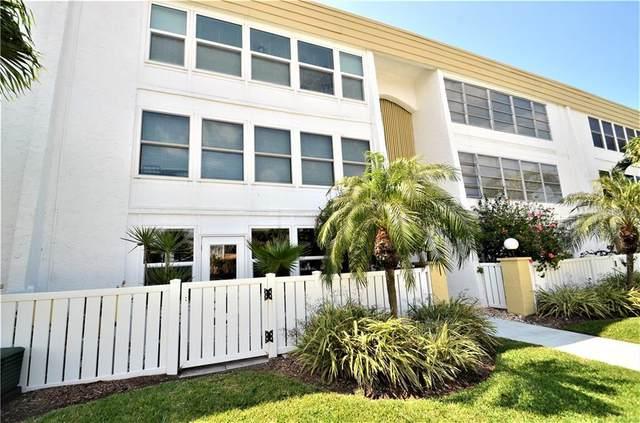 661 Poinsettia Avenue #107, Clearwater, FL 33767 (MLS #U8080110) :: Keller Williams on the Water/Sarasota