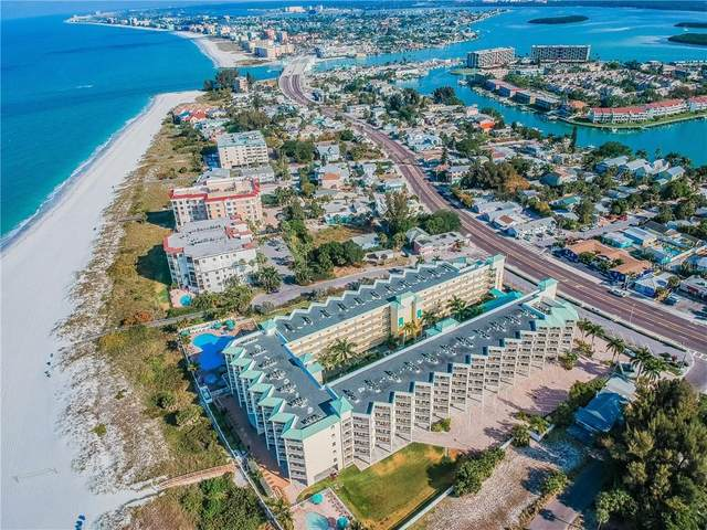 12000 Gulf Boulevard 201-W, Treasure Island, FL 33706 (MLS #U8080118) :: Lockhart & Walseth Team, Realtors