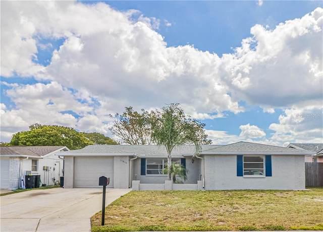 11210 Snyder Avenue, Port Richey, FL 34668 (MLS #U8080167) :: Team Bohannon Keller Williams, Tampa Properties