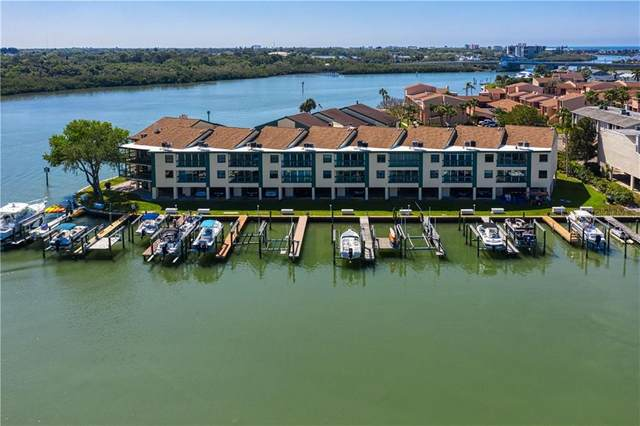 326 Windrush Boulevard #101, Indian Rocks Beach, FL 33785 (MLS #U8080212) :: Lockhart & Walseth Team, Realtors