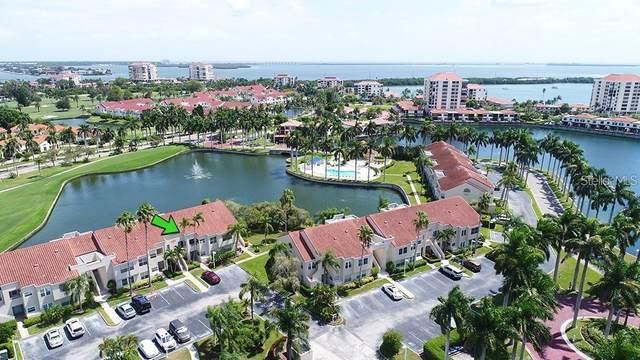 6050 Bahia Del Mar Circle #219, St Petersburg, FL 33715 (MLS #U8080244) :: Keller Williams Realty Peace River Partners