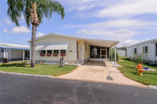 2048 Manoa Drive, Holiday, FL 34691 (MLS #U8080275) :: Team Bohannon Keller Williams, Tampa Properties
