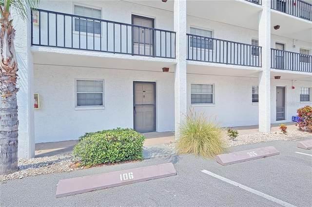 10540 77TH Terrace #106, Seminole, FL 33772 (MLS #U8080277) :: Baird Realty Group