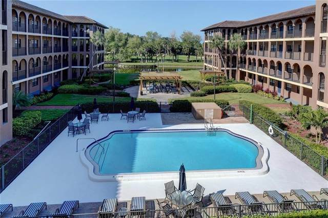 6100 Gulfport Boulevard S #317, Gulfport, FL 33707 (MLS #U8080278) :: Baird Realty Group