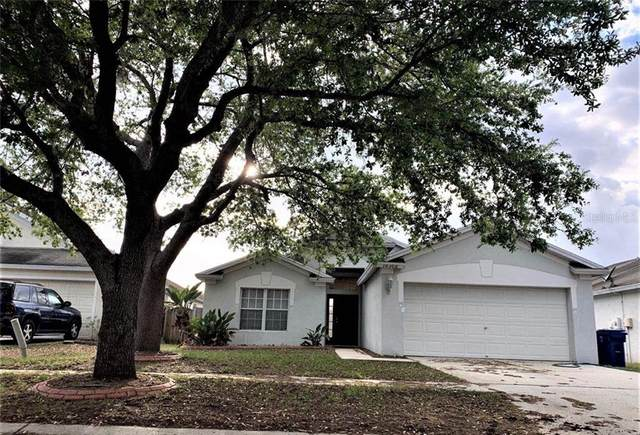 10306 Hunters Haven Boulevard, Riverview, FL 33578 (MLS #U8080284) :: The Robertson Real Estate Group