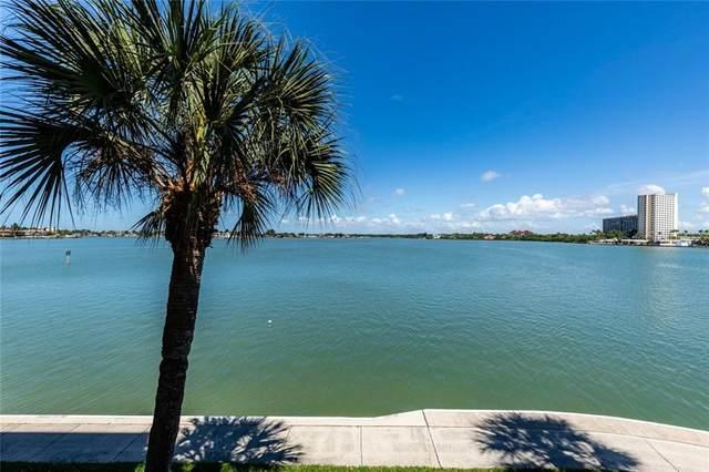 7665 Sun Island Drive S #201, South Pasadena, FL 33707 (MLS #U8080322) :: Team Bohannon Keller Williams, Tampa Properties