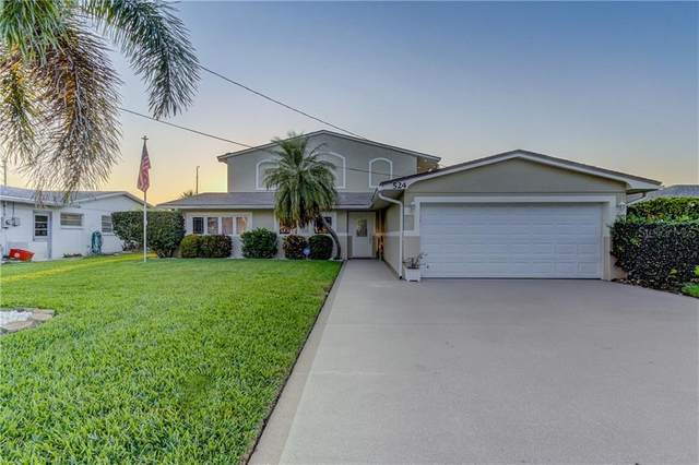 524 Crystal Drive, Madeira Beach, FL 33708 (MLS #U8080355) :: The Robertson Real Estate Group
