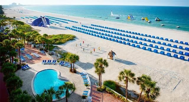 5500 Gulf Boulevard #6210, St Pete Beach, FL 33706 (MLS #U8080399) :: Heckler Realty