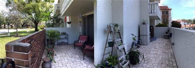 1001 Pearce Drive #111, Clearwater, FL 33764 (MLS #U8080424) :: Heckler Realty