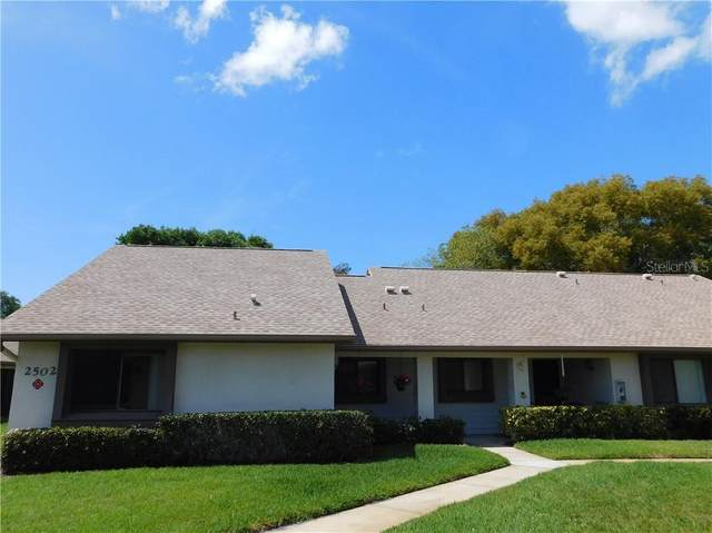 2502 Laurelwood Drive 3-A, Clearwater, FL 33763 (MLS #U8080425) :: Mark and Joni Coulter | Better Homes and Gardens