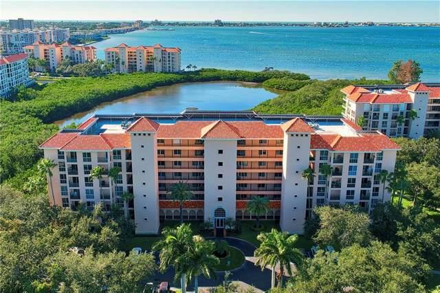 4750 Dolphin Cay Lane S #209, St Petersburg, FL 33711 (MLS #U8080467) :: Team Pepka