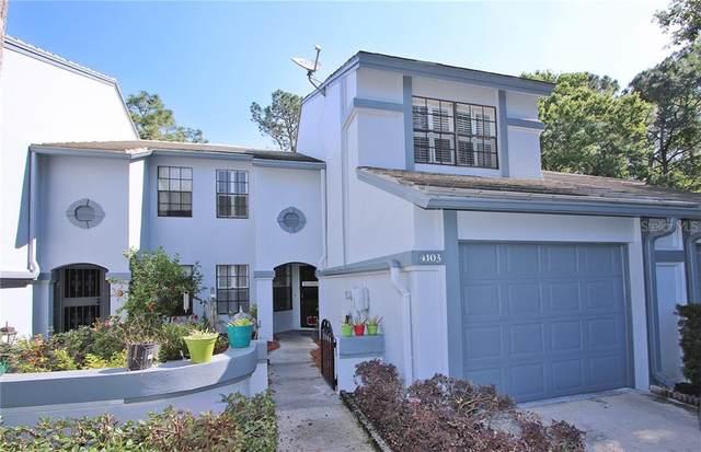 4103 Brentwood Park Circle, Tampa, FL 33624 (MLS #U8080478) :: KELLER WILLIAMS ELITE PARTNERS IV REALTY