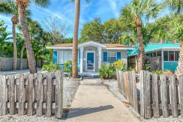 724 Gulf Boulevard, Indian Rocks Beach, FL 33785 (MLS #U8080485) :: Lockhart & Walseth Team, Realtors