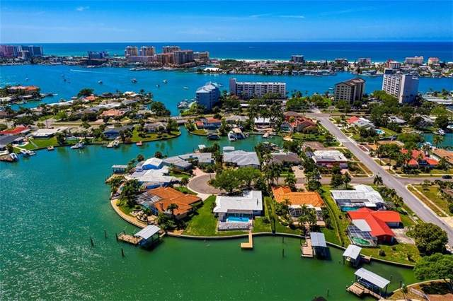 619 Snug Island, Clearwater, FL 33767 (MLS #U8080573) :: Keller Williams on the Water/Sarasota