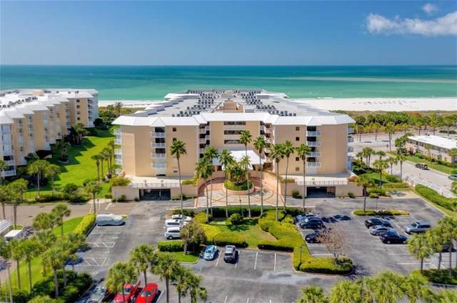 6650 Sunset Way #307, St Pete Beach, FL 33706 (MLS #U8080608) :: Lockhart & Walseth Team, Realtors