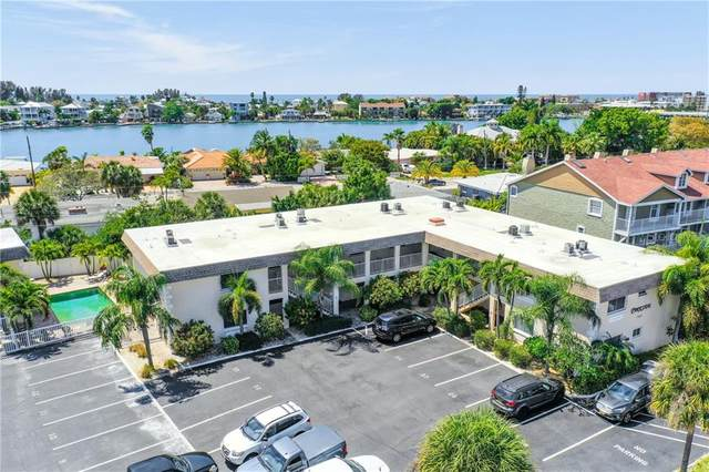 9060 Blind Pass Road #18, St Pete Beach, FL 33706 (MLS #U8080617) :: Griffin Group