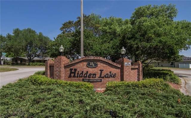 2230 Hidden Lake Drive, Palm Harbor, FL 34683 (MLS #U8080621) :: The Light Team