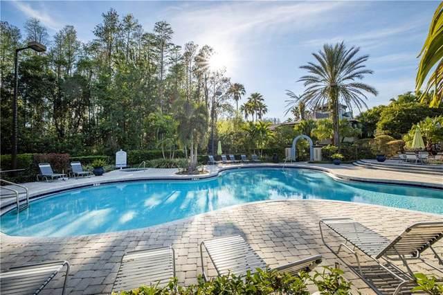 8516 Island Breeze Lane #201, Temple Terrace, FL 33637 (MLS #U8080746) :: Team Borham at Keller Williams Realty