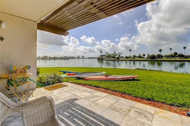 450 Treasure Island Causeway #108, Treasure Island, FL 33706 (MLS #U8080783) :: Team Borham at Keller Williams Realty