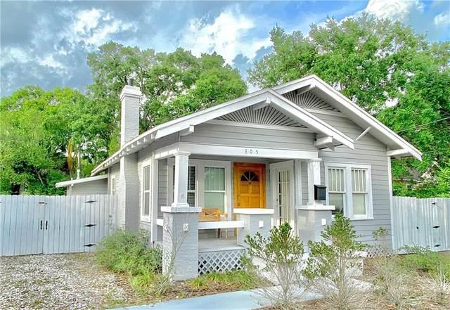 305 W Comanche Avenue, Tampa, FL 33604 (MLS #U8080788) :: Kendrick Realty Inc