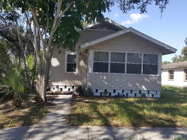 4509 16TH Avenue S, St Petersburg, FL 33711 (MLS #U8080831) :: Team Bohannon Keller Williams, Tampa Properties
