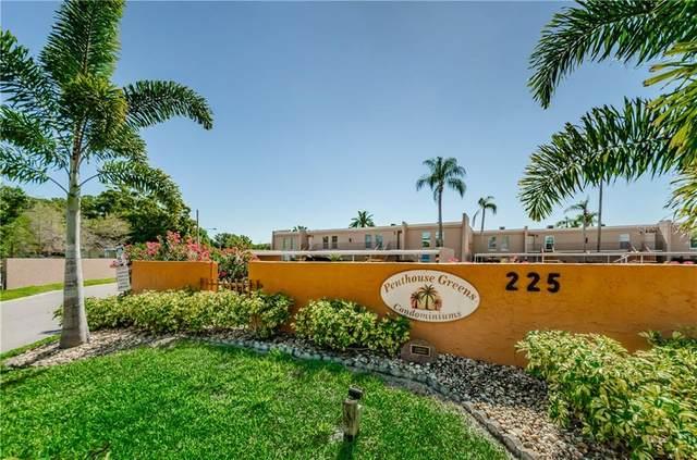 225 Country Club Drive E352, Largo, FL 33771 (MLS #U8080855) :: Team Bohannon Keller Williams, Tampa Properties