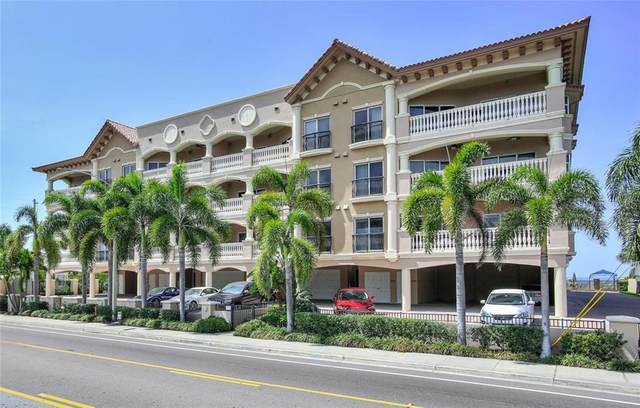 604 Gulf Boulevard #302, Indian Rocks Beach, FL 33785 (MLS #U8080884) :: Lockhart & Walseth Team, Realtors