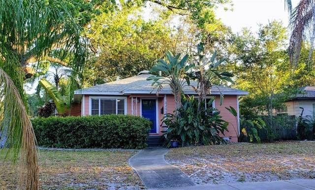 3200 8TH Avenue N, St Petersburg, FL 33713 (MLS #U8080952) :: Premium Properties Real Estate Services