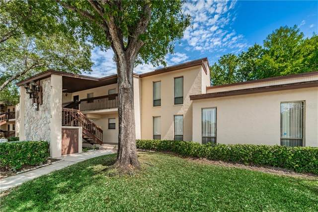1200 Tarpon Woods Boulevard S7, Palm Harbor, FL 34685 (MLS #U8080997) :: Young Real Estate