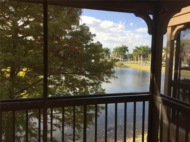 2400 Feather Sound Drive #1121, Clearwater, FL 33762 (MLS #U8081035) :: Team Borham at Keller Williams Realty