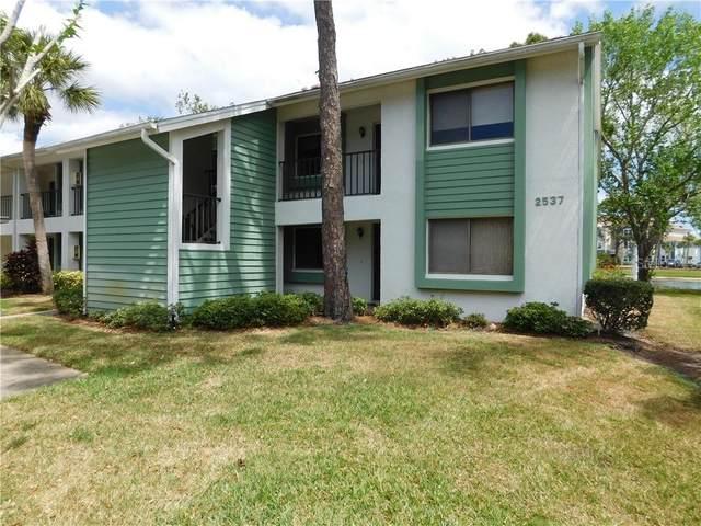 2537 Royal Pines Circle 19-E, Clearwater, FL 33763 (MLS #U8081036) :: Cartwright Realty