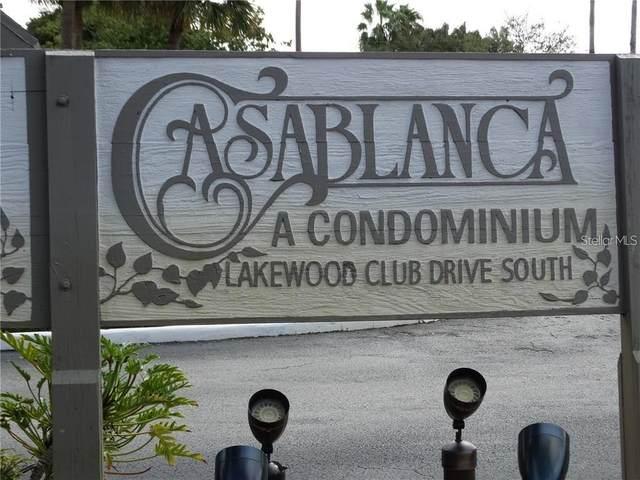 2117 Lakewood Club Drive S 7-H, St Petersburg, FL 33712 (MLS #U8081096) :: Cartwright Realty