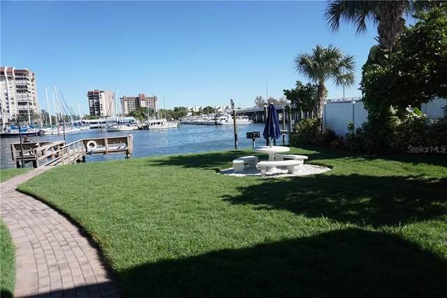 9715 Harrell Avenue #29, Treasure Island, FL 33706 (MLS #U8081122) :: Baird Realty Group