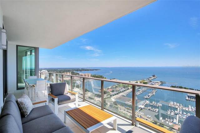 100 1ST Avenue N #3702, St Petersburg, FL 33701 (MLS #U8081133) :: Dalton Wade Real Estate Group